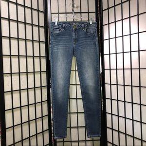 Michael Kors Star Gaze mid rise skinny. Size 30/6